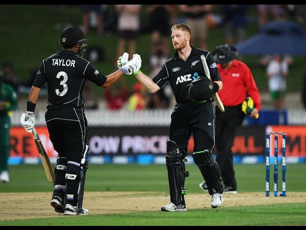India Vs New Zealand Injured Martin Guptill Ruled For T20i Series