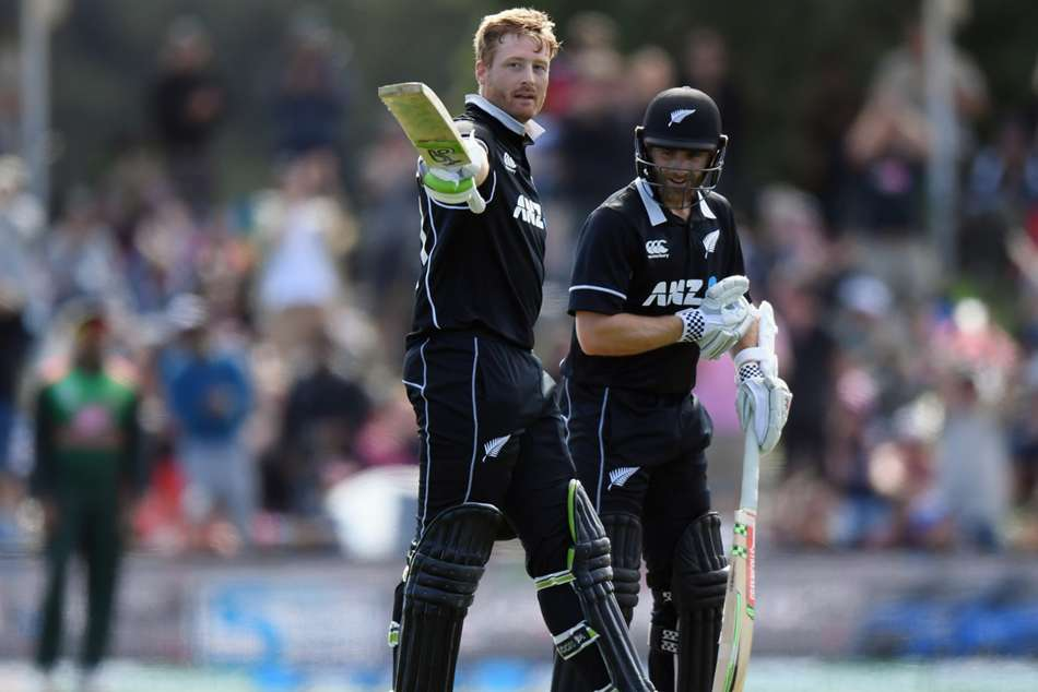 Guptill Guides Black Caps Series Win Over Bangladesh