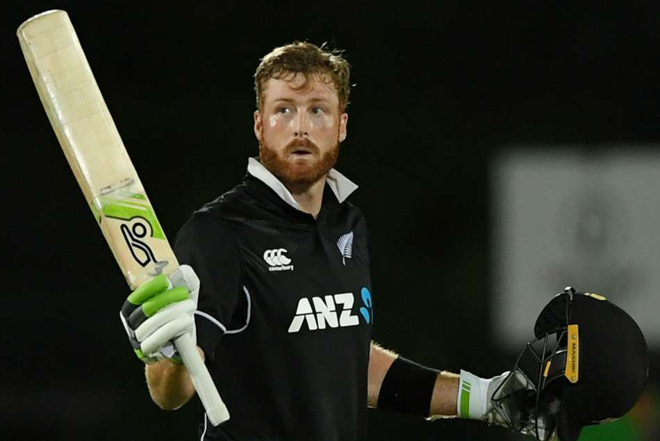 New Zealand Bangladesh Martin Guptill