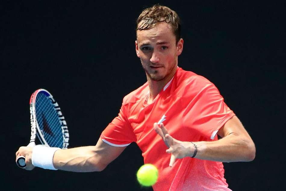 Daniil Medvedev Jo Wilfried Tsonga Kei Nishikori Rotterdam Open