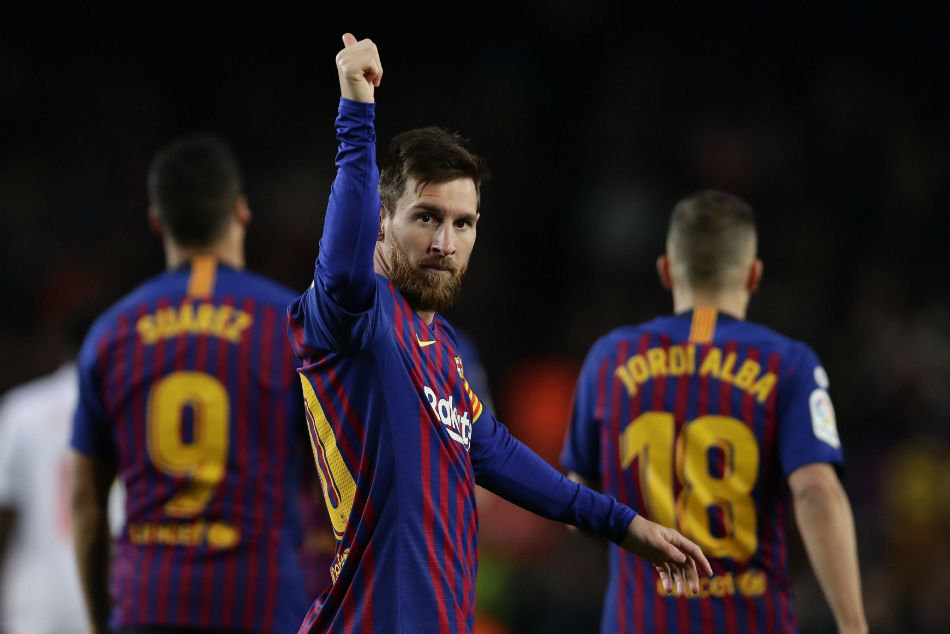 La Liga Feature Five Players Who Have Played Barcelona Vale