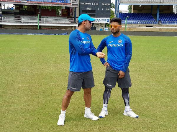 Sunil Gavaskar Wants Rishabh Pant Replace Ms Dhoni In T20i Series Against New Zealand