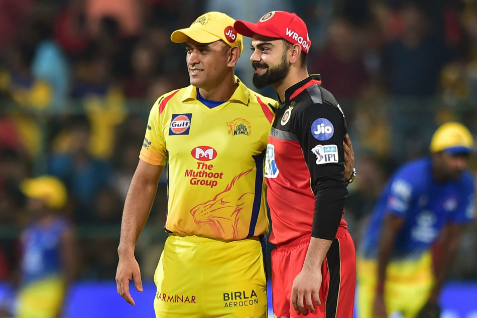 0cf7e72d IPL 2019: Chennai Super Kings epic response to Royal Challengers Bangalore  on South India derby