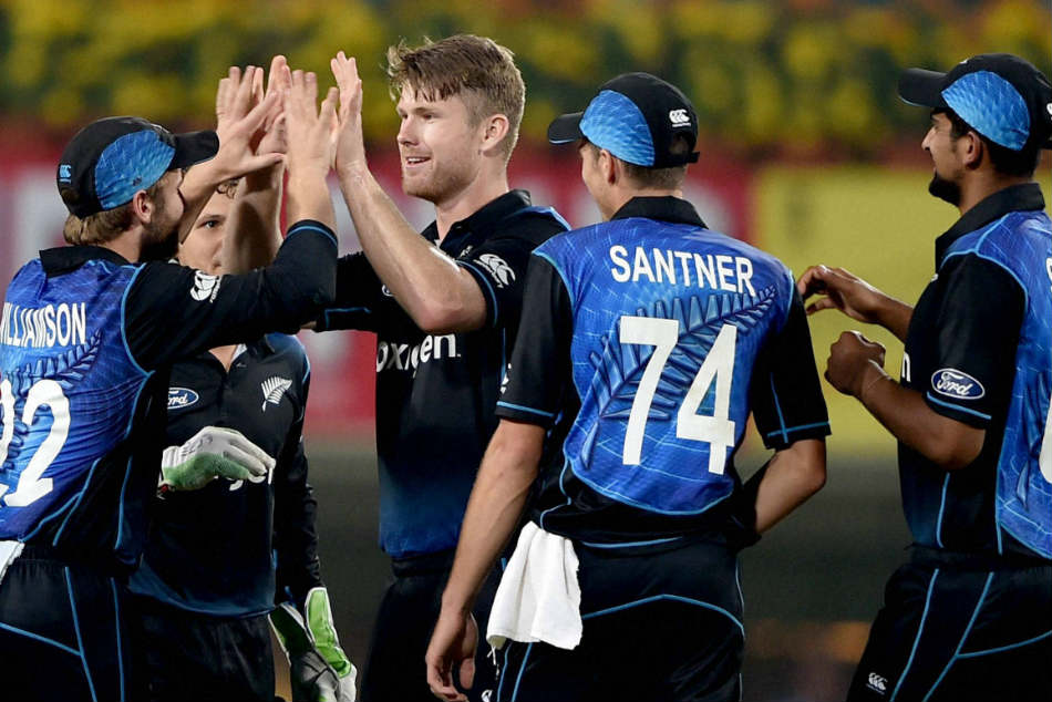 India Vs New Zealand You Haven T Won The Game Until You Get Dhoni Out Neesham