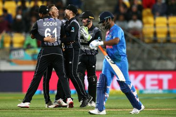 India Vs New Zealand 1st T20i Live Updates Rohit Sharma Kane Williamson