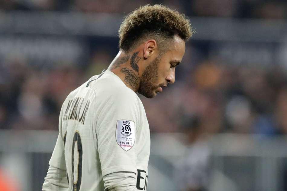 Psg Star Neymar Cry Injury