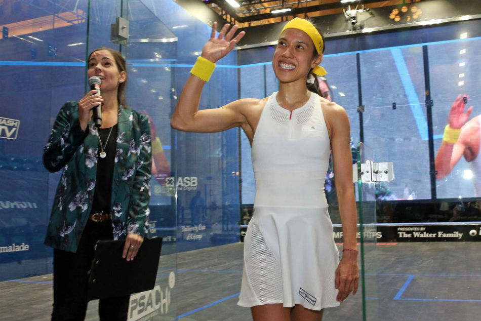 Serme Denies Nicol David Fairytale Ending At The World Champ