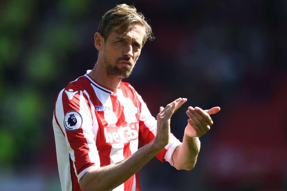Peter Crouch Premier League Return Sam Vokes Joins Stoke City