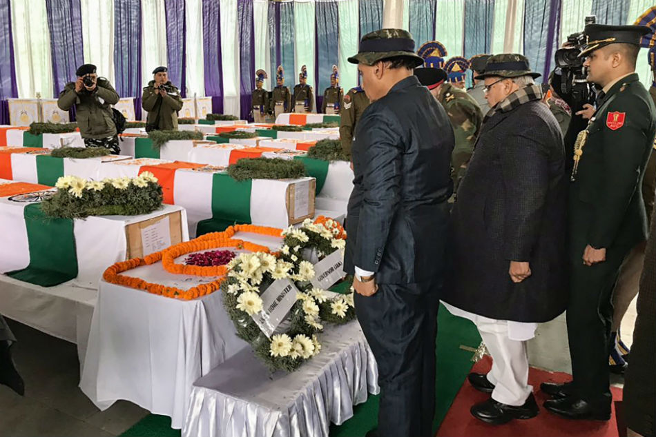 Pulwama Terror Attack Sachin Tendulkar Sunil Chhetri Virat Kohli Mithali Raj Mourn Martyrs