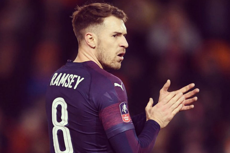 Juventus Mulls Giving Ramsey Different Role