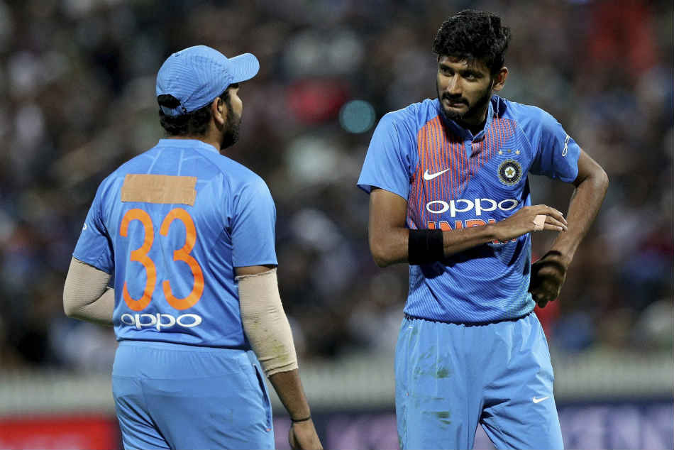 India Vs New Zealand T20i Series Report Card When Rohit Sharma And Company Failed As Team