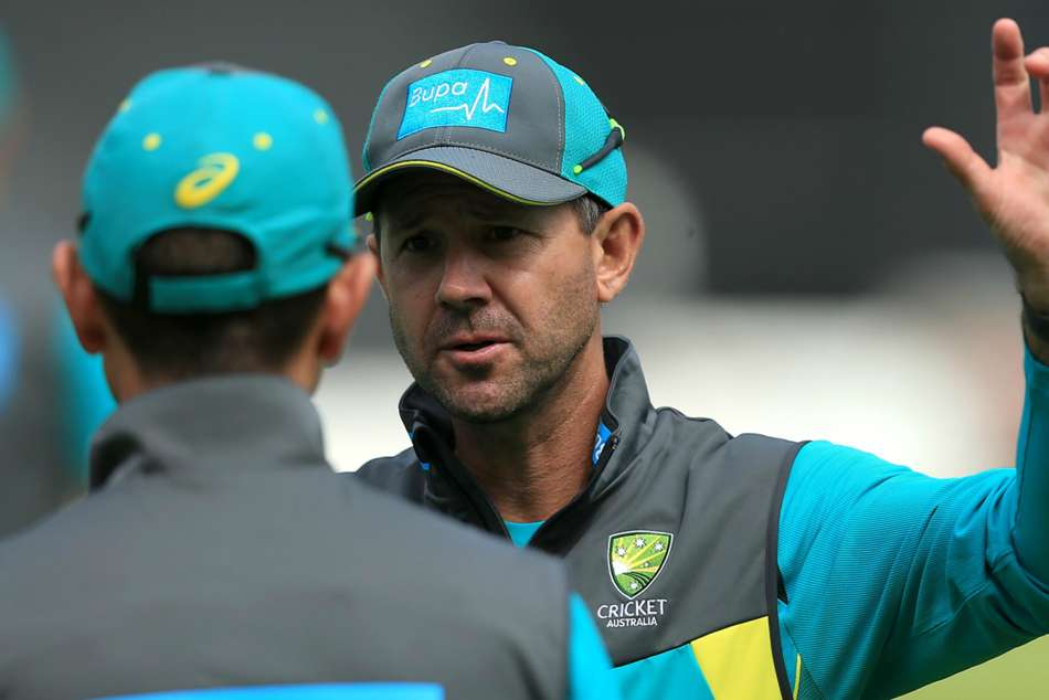 Australia assistant coach Ricky Ponting