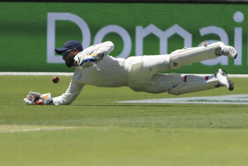 Rishabh Pant Reveals How He Improved His Wicketkeeping In Australia