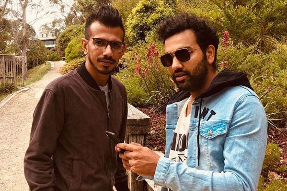 Rohit Sharma Trolls Yuzvendra Chahal Instagram Wellington
