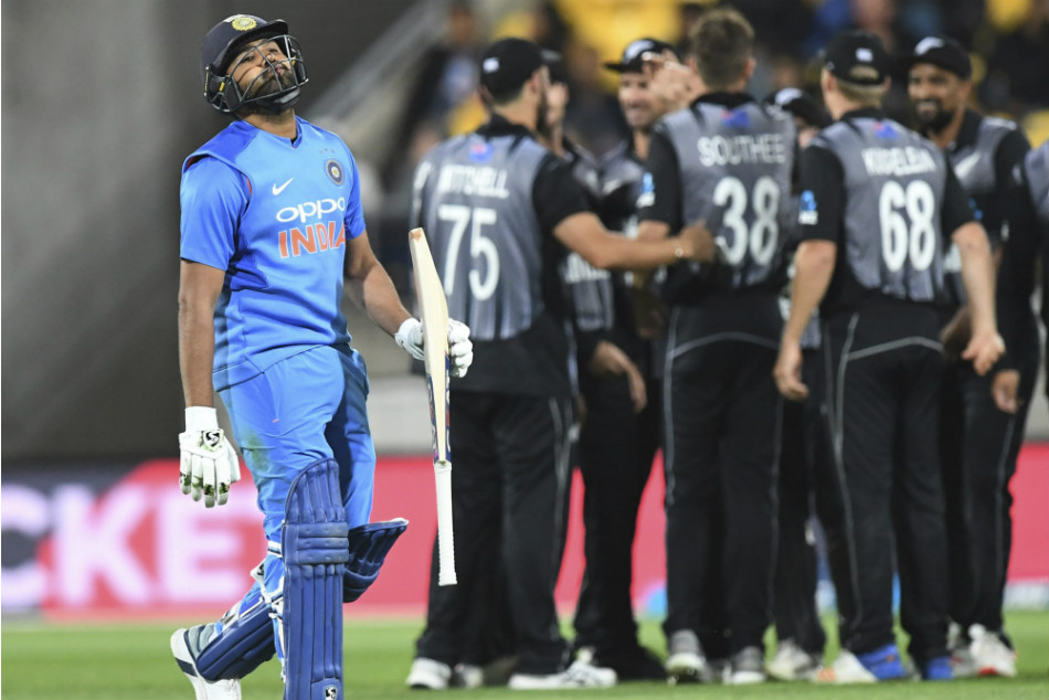 Rohit Sharma Concedes Team India Disappointed Have Lost T20i Series Against New Zealand