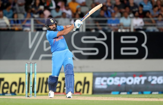 Rohit Sharma Becomes Leading Run Scorer T20i Surpasses Martin Guptill