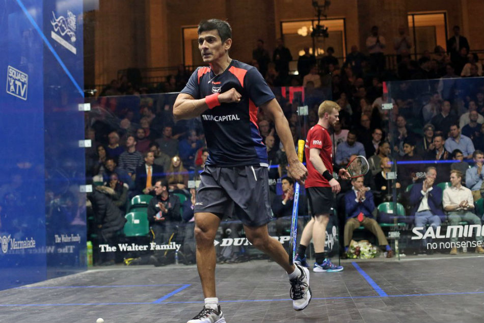 Saurav Ghosal Reaches Psa World Championships Quarterfinals