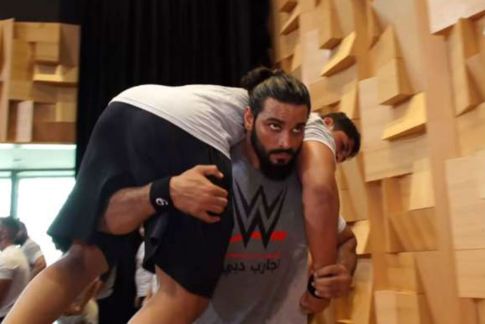 Saurav Gurjar Wwe Switching Profession Wasn T Easy But Wwe Ring Fascinated Me