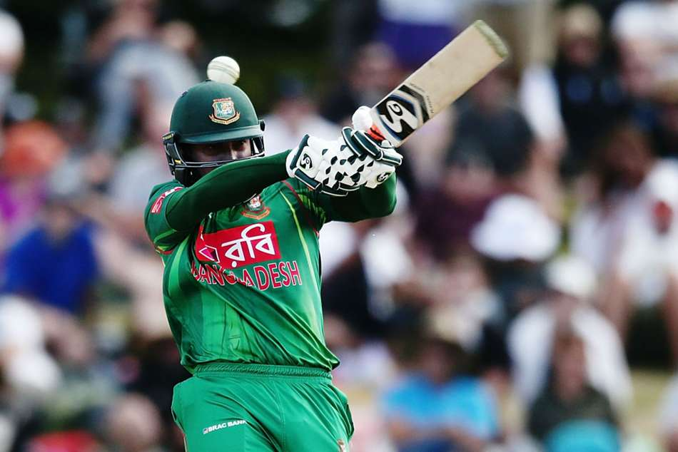 Shakib Al Hasan Broken Finger Bangladesh New Zealand Odi Series