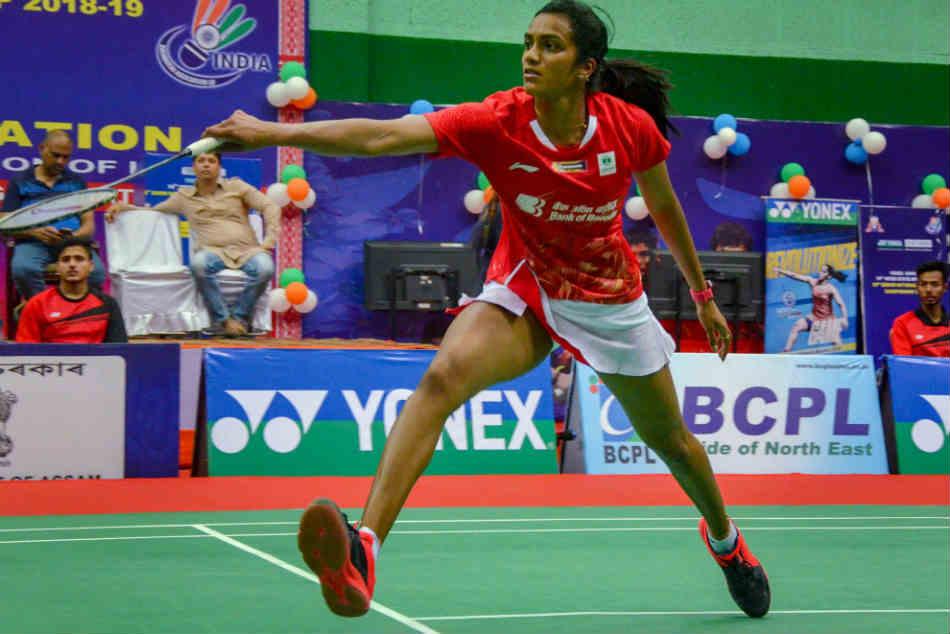 National Badminton Sindhu Enters Final Saina Kashyap In Semifinals