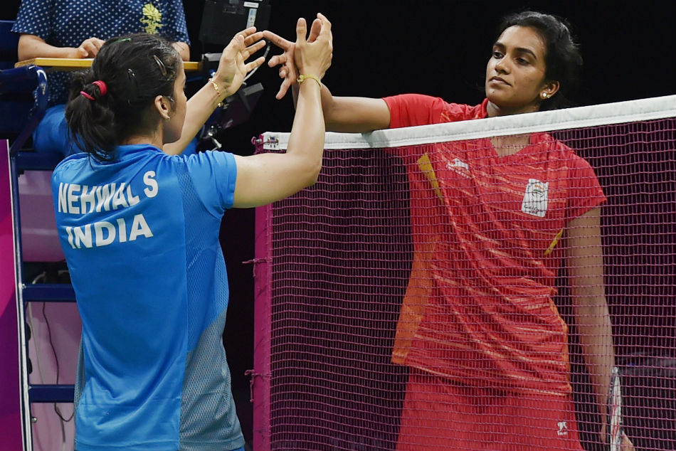 Sindhu Saina Handed Tricky Draws All England Badminton Cham