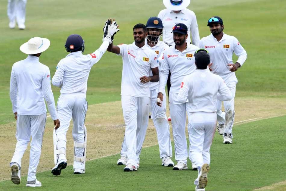 Sri Lanka On Top Despite De Kock Resistance Durban