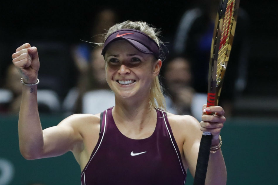 Svitolina Given Qatar Open Wild Card Entry