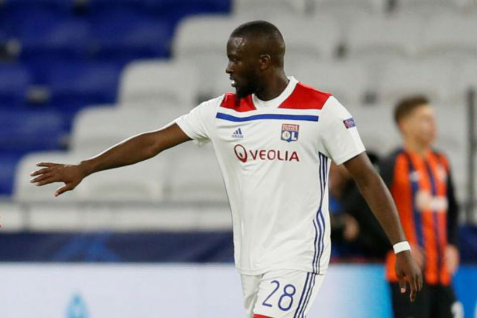 Manchester City Set Take On Manchester United Sign 70m Lyon Midfielder Tanguy Ndombele