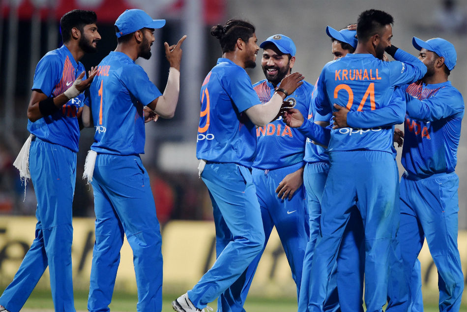 India Vs New Zealand Here S The Probable India Xi 1st T20i Wellington