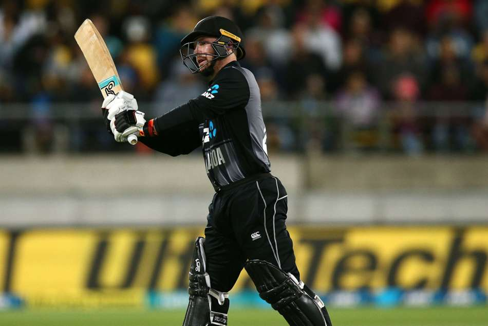 New Zealand India Twenty20 Series Tim Seifert