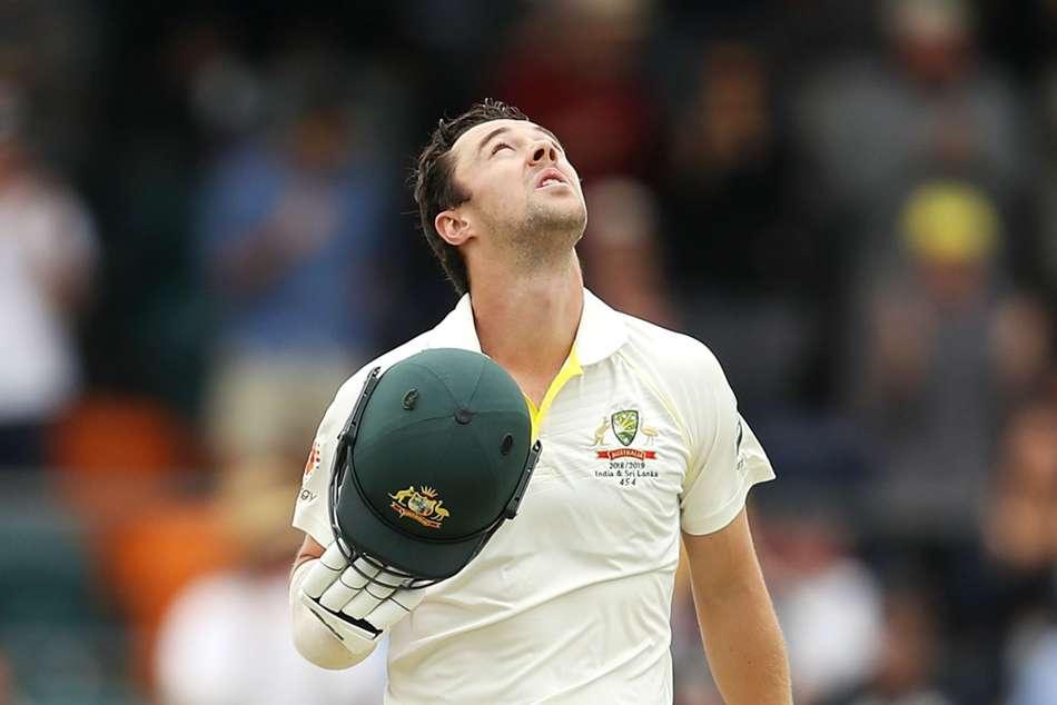 Travis Head Dedicates Century Phillip Hughes Australia Sri Lanka Second Test