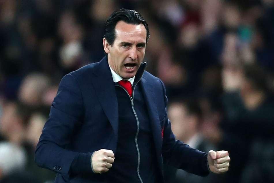 Unai Emery Game Management Arsenal Bate Europa League