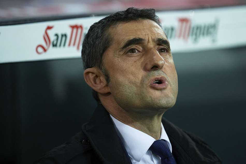 Barcelona Have Learned From Roma Humiliation Ernesto Valverde Champions League