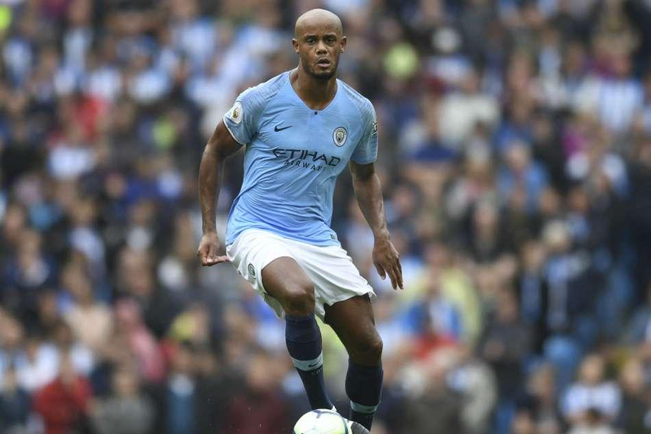 Vincent Kompany Man City Premier League