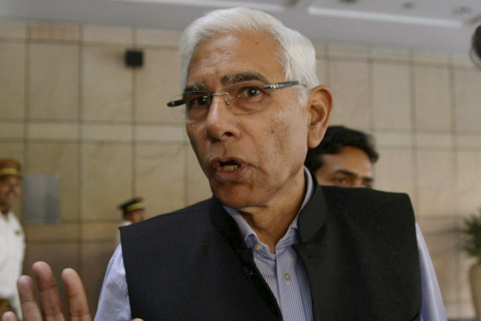 Pakistan Should Be Isolated Like It Happened With South Africa Vinod Rai