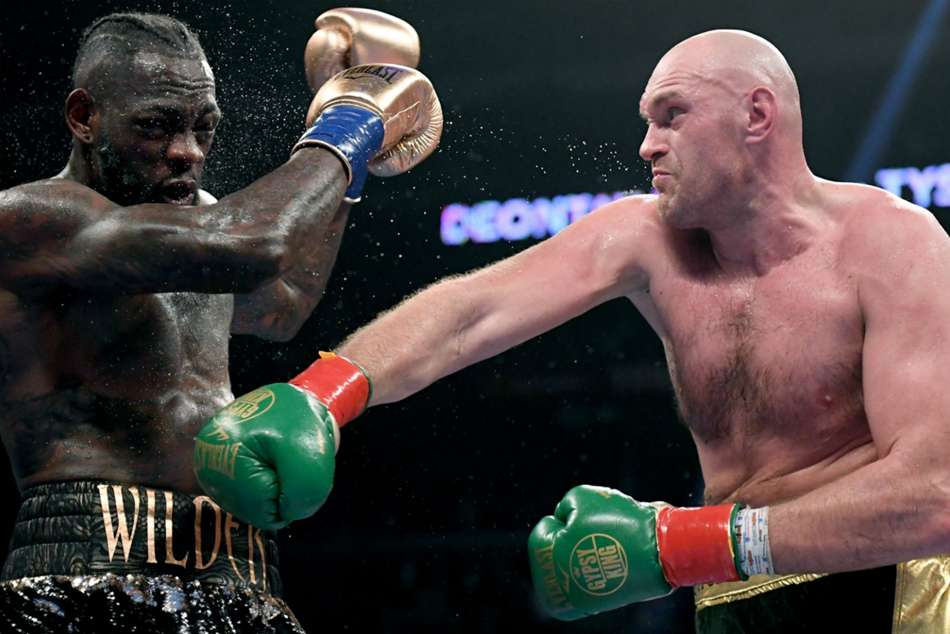 Tyson Fury Deontay Wilder Rematch On Hold