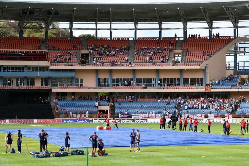 West Indies England Third Odi Washed Out Grenada