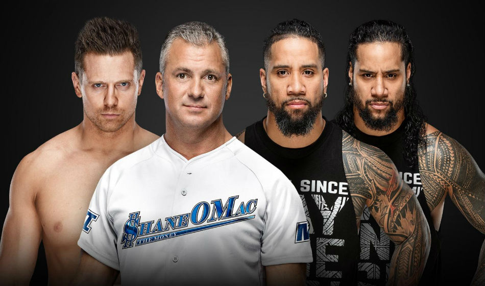 Wwe Star Jimmy Uso S Arrest Could Alter Elimination Chamber Card