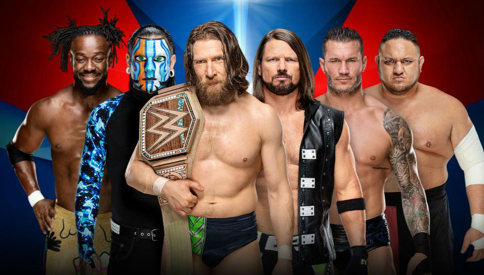 WWE Championship match for Elimination Chamber 2019 (image courtesy WWE.com)