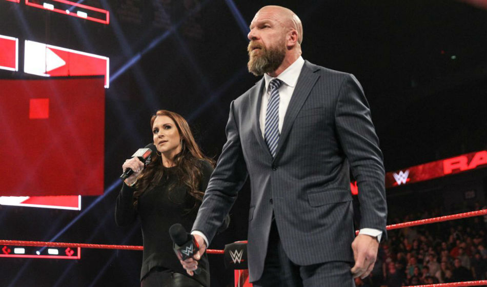 Revealed Potential Opponent Triple H At Wwe Wrestlemania