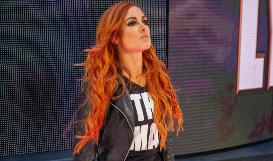 Becky Lynch Suspended From Wwe Attacks Stephanie Mcmahon