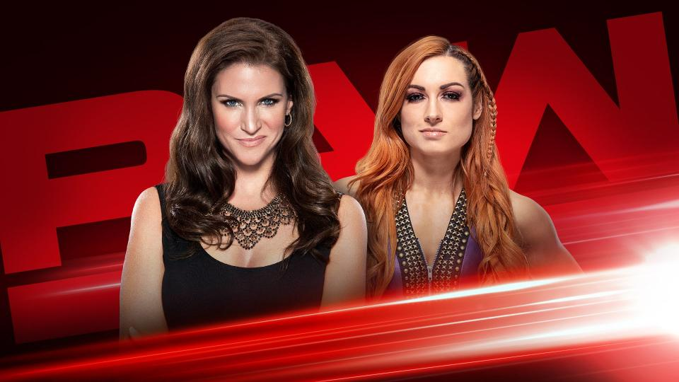 Wwe Monday Night Raw Preview Schedule February 4 2019