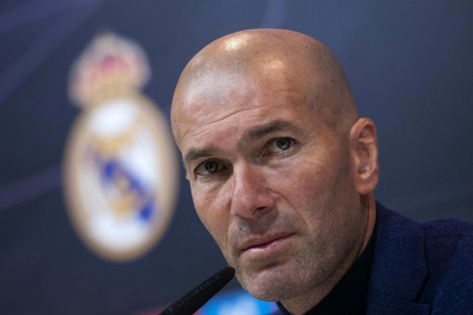 Chelsea Keen On Hiring Former Real Madrid Manager Zidane