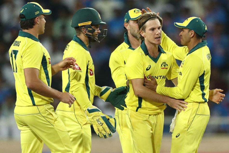 India Vs Australia, 5th ODI: Ton-up Khawaja, sensational Zampa guide visitors to series-clinching win - As it happened