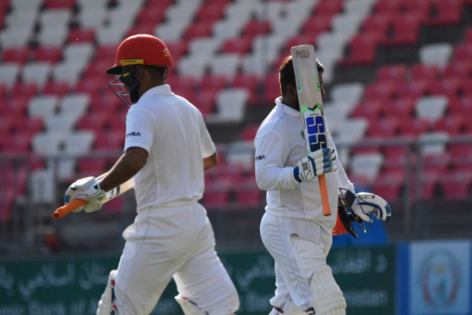 Ireland Vs Afghanistan Hd: Afghanistan Vs Ireland, Only Test, Day 1 Highlights