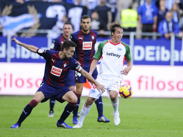 Alaves vs Eibar