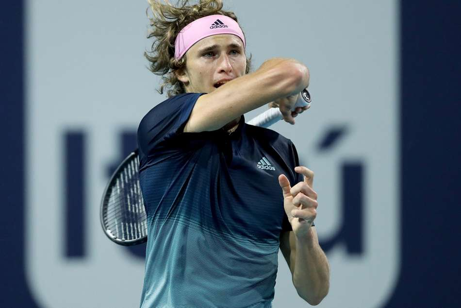 Miami Open Zverev Stunned By Ferrer As Cilic Loses