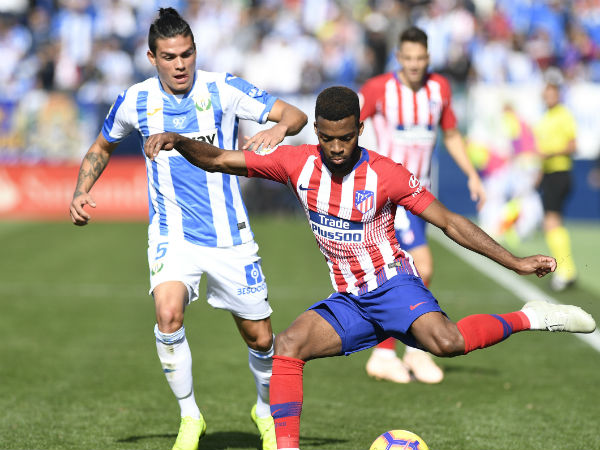 Atletico Madrid vs Leganes