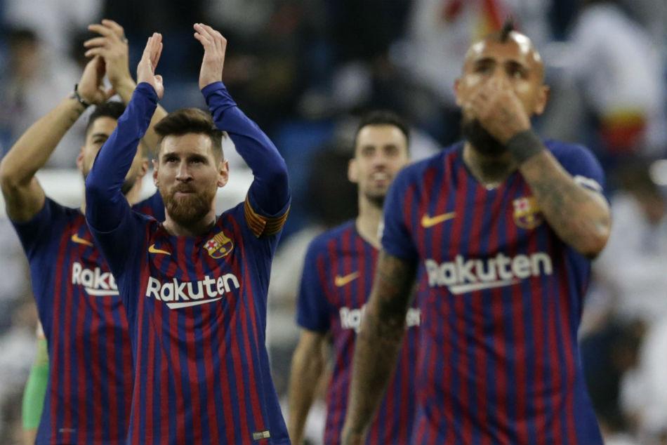 Barcelona Continue Title Push La Liga Weekend Full Derbies