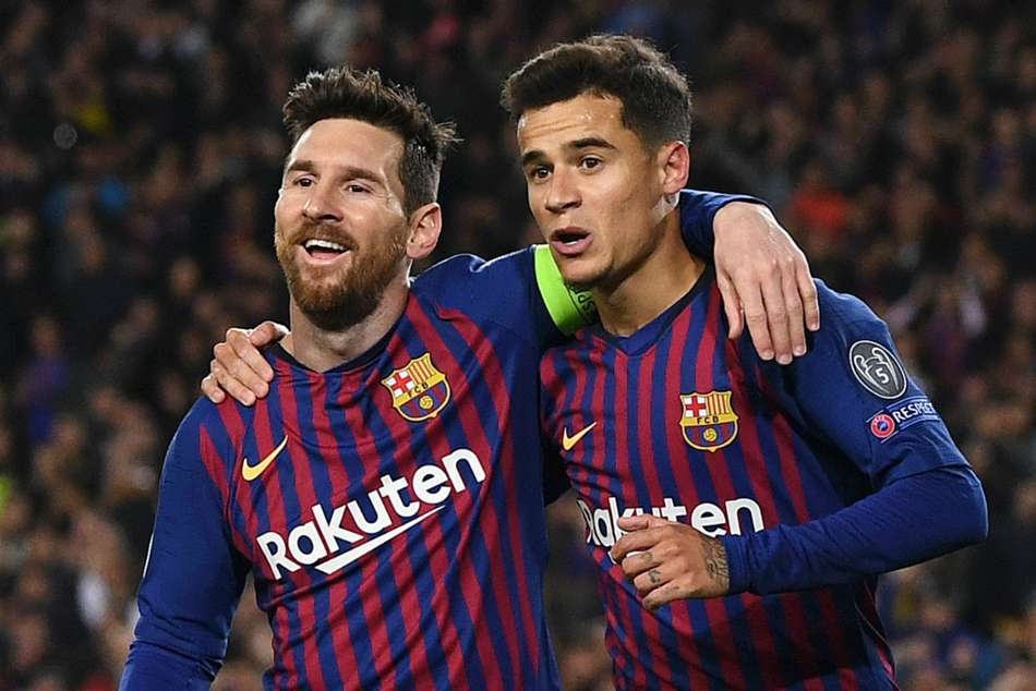 Valverde Hails Coutinhos Great Game Following Speculation Over The Brazilians Barcelona Future